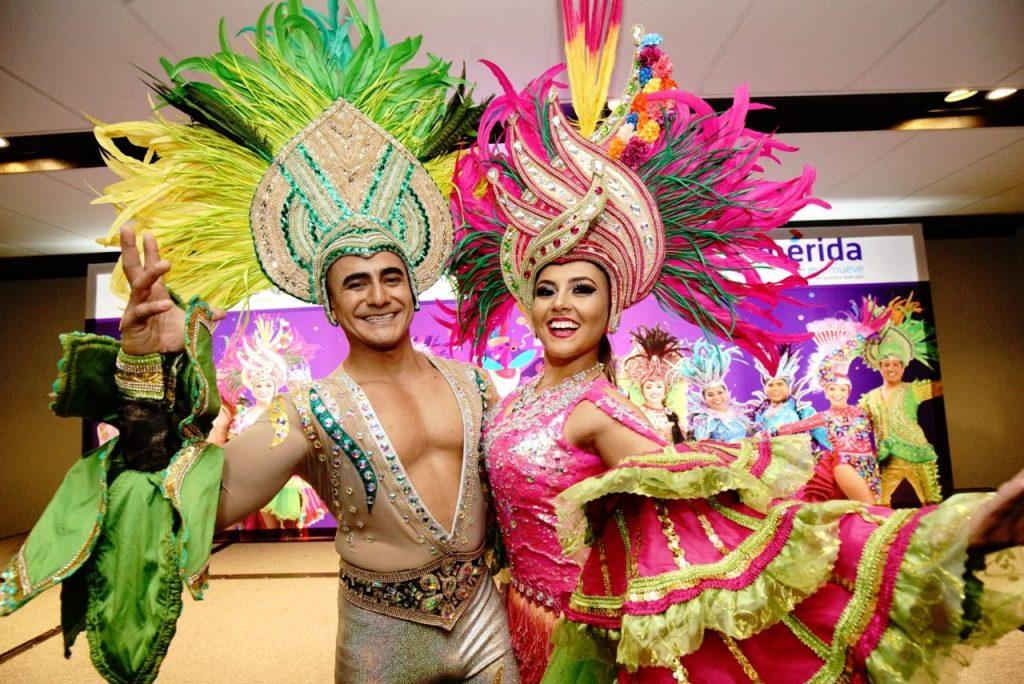 """""""El Nuevo Carnaval, La Fiesta de Mérida"""", gran escaparate de diversión familiar y referente turístico y económico"""