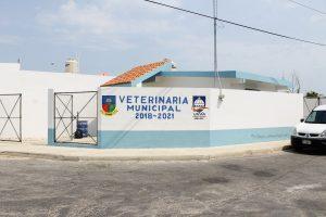 -Cortan el listón inaugural de la veterinaria municipal