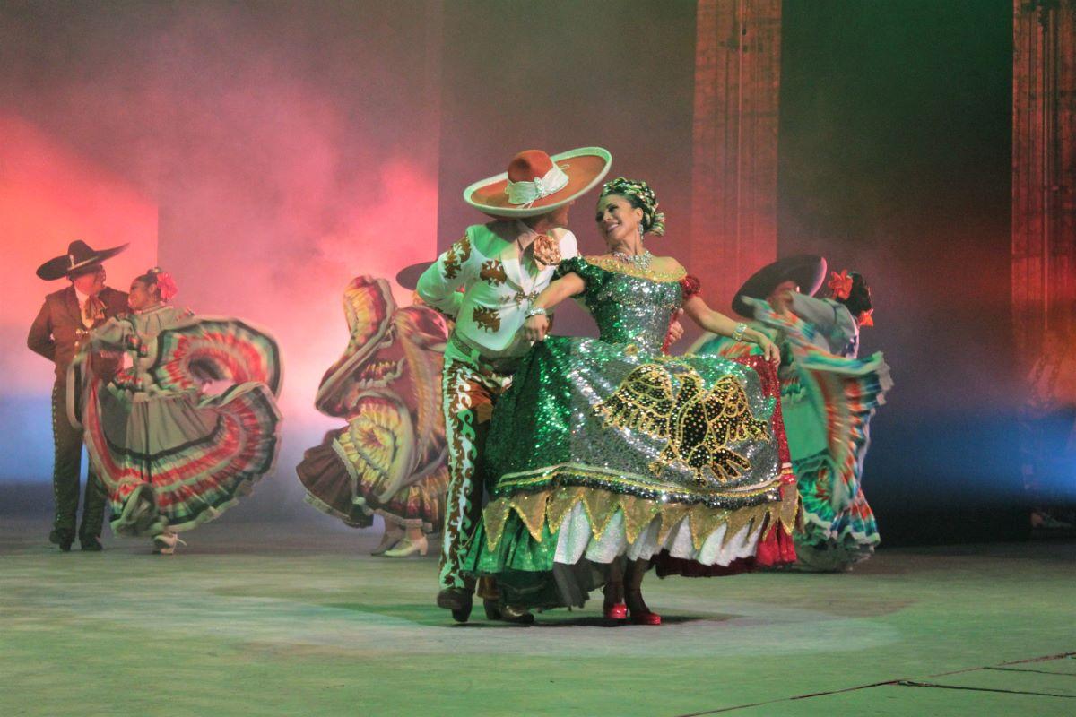 En el mes patrio, Cultura en Línea presenta espectáculoViva México