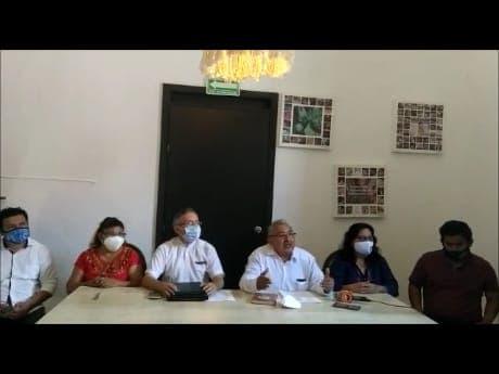 Líderes de Yucatán respaldan y reconocen a Porfirio Muñoz Ledo como presidente nacional de Morena