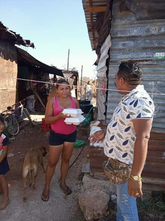 Comedores comunitarios de Kanasín no son centros de distribución de drogas: Carlos Koyoc Uribe