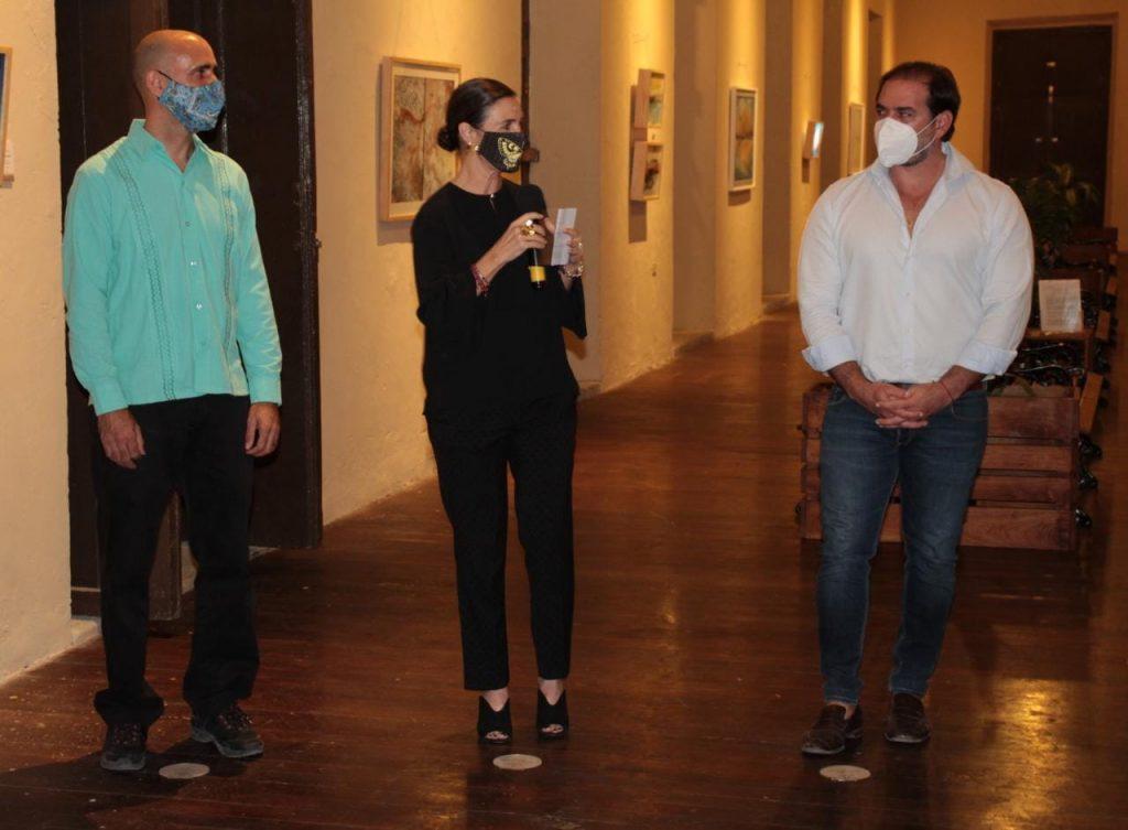 Las artes visuales se apropian de espacios públicos en Mérida y Progreso
