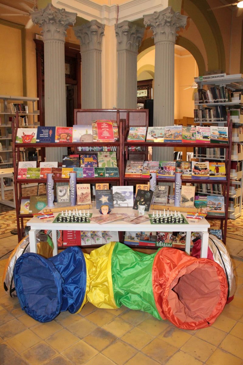 Habitantes de 106 municipios tendrán acceso a libros editados por la Sedeculta