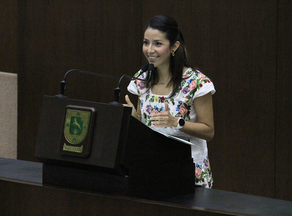 -El arte y la cultura en el Estado son sinónimo de un Yucatán vivo y auténtico: Dip. Paulina Viana Gómez.