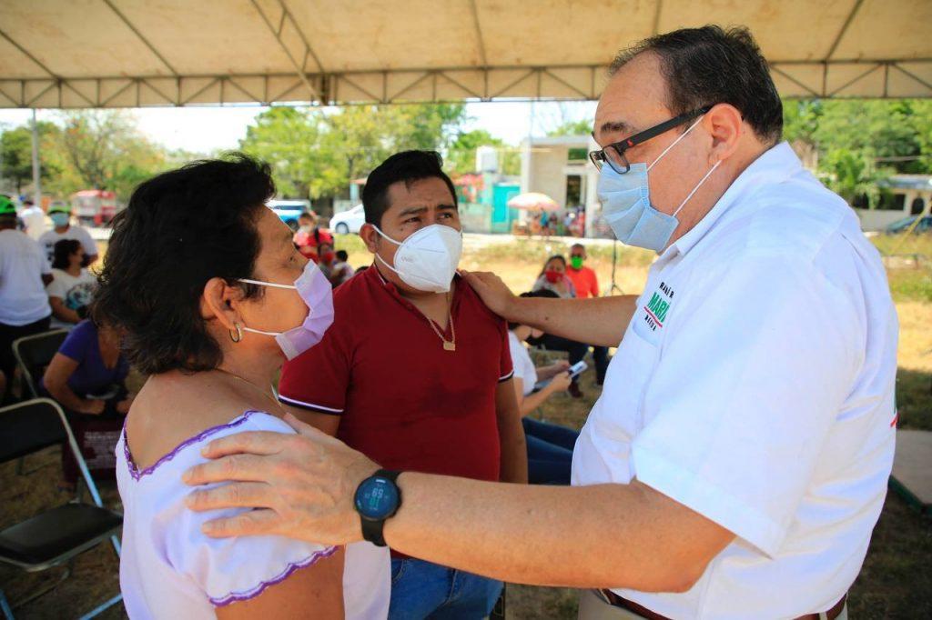 Ramírez Marín emprenderá cruzada a favor de las empresas locales